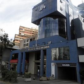 Centro médico alcantara